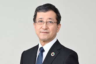 A Message from the President Hideaki Takahashi President and Chief Executive Officer