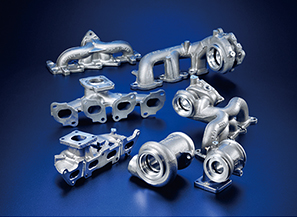 ENGINE/EXHAUST COMPONENTS, HERCUNITE<sup>&reg;</sup> SERIES