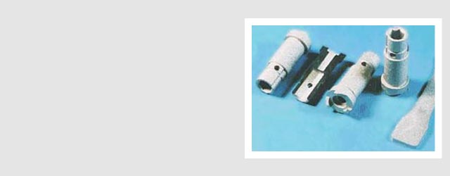 MIM (Metal-injection Molding) TITANIUM SINTERED PRODUCTS