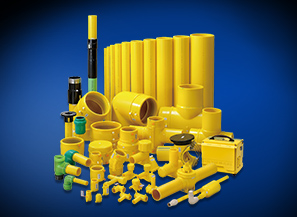 Gas Piping Components