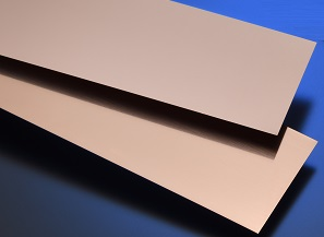 Copper alloy strip for semiconductor lead frames